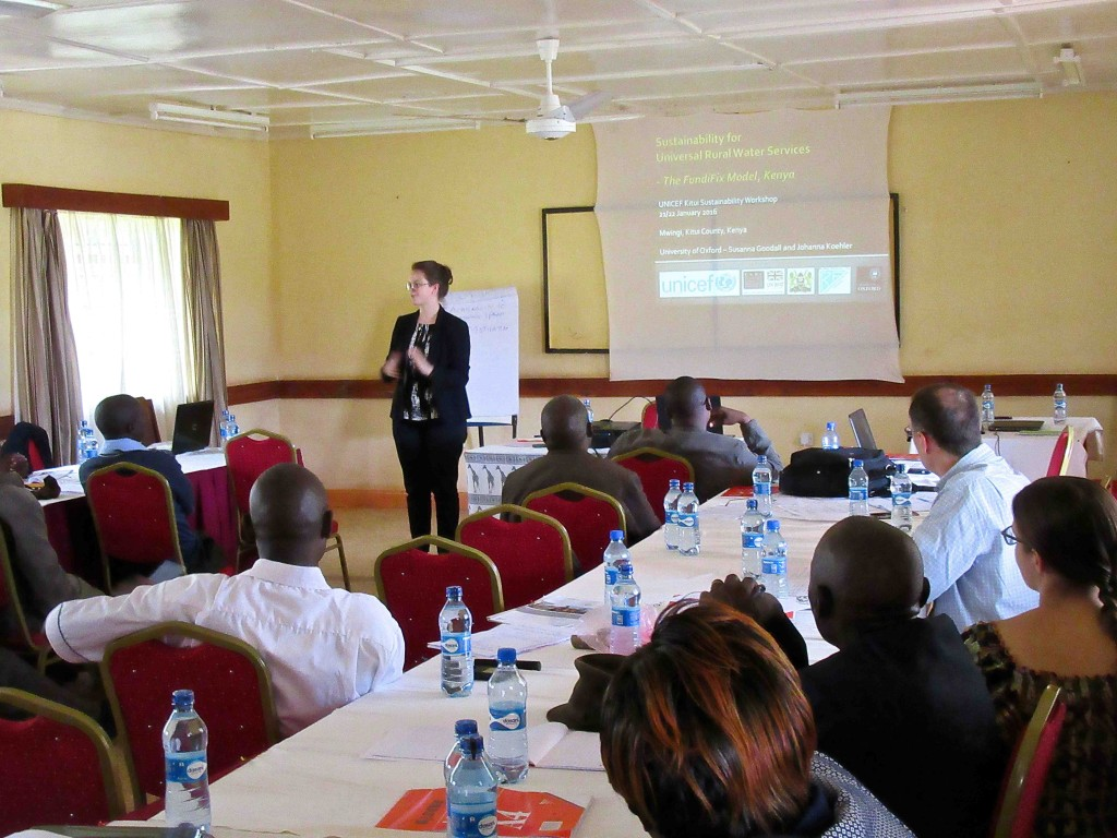Johanna Koehler from the Oxford team shared findings from three years of engagement in Kyuso
